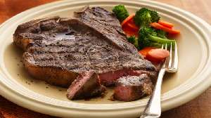 Beef steak (lowfat) nutritional value