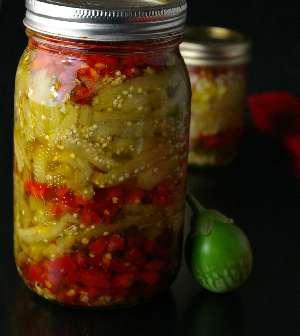 Eggplant (pickled) nutritional value