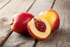 Nectarine nutritional value
