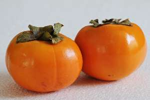 Persimmon (Japanese) nutritional value