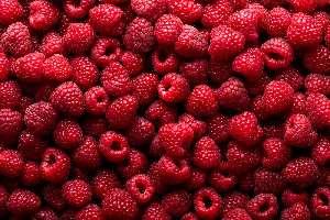 Raspberries nutritional value