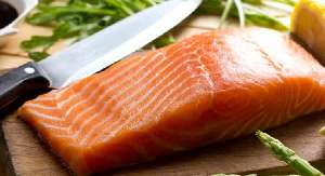 Salmon nutritional value