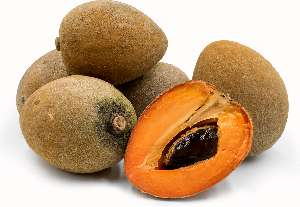 Sapote-Mamey nutritional value