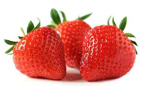 Strawberry nutritional value