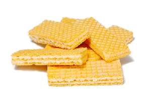 Sugar wafers with creme filling nutritional value