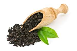 Black tea nutritional value
