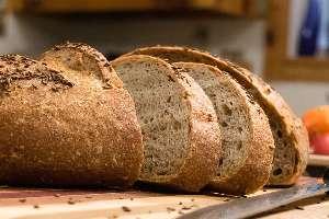 Ψωμί θερμιδικη αξια