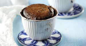 Chocolate pudding nutritional value