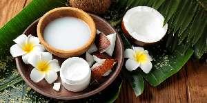 Coconut milk nutritional value
