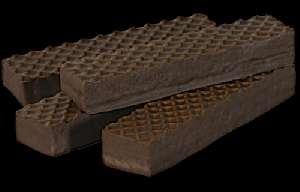 Γκοφρέτα σοκολάτας χωρίς γλουτένη θερμιδικη αξια