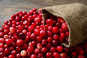 Cranberries nutritional value