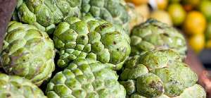 Custard apple nutritional value
