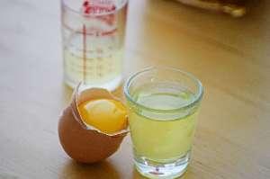 Ασπραδι αυγου θερμιδικη αξια