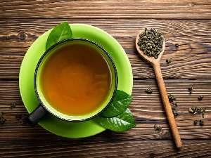 Πράσινο τσάι θερμιδικη αξια