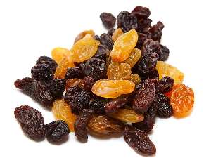 Raisins nutritional value