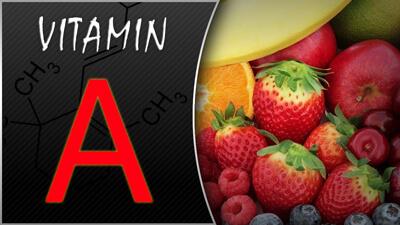 vitamin a skin