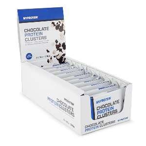 Σοκολατένια Clusters Πρωτεΐνης (Δειγμα)
