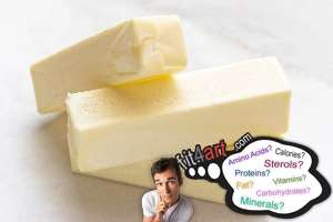 what amino acids are in the butter