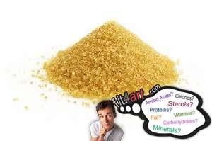 how many calories are in turbinado sugar